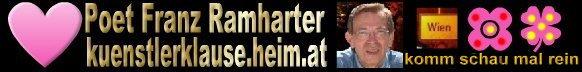 Gästebuch Banner - verlinkt mit http://kuenstlerklause.heimat.eu/ram2.htm