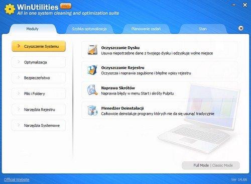 WinUtilities Professional v14.66 + Portable (pl)