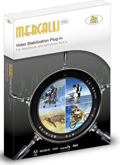 proDAD Mercalli Pro 2.0.126.1 + plug-ins Adobe