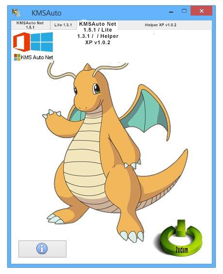 KMSAuto Net  1.5.1 / Lite 1.3.1 /  / Helper XP v1.0.2
