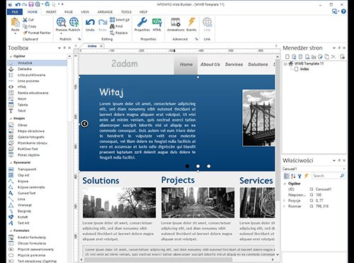 WYSIWYG Web Builder 12.1.0  (PL)