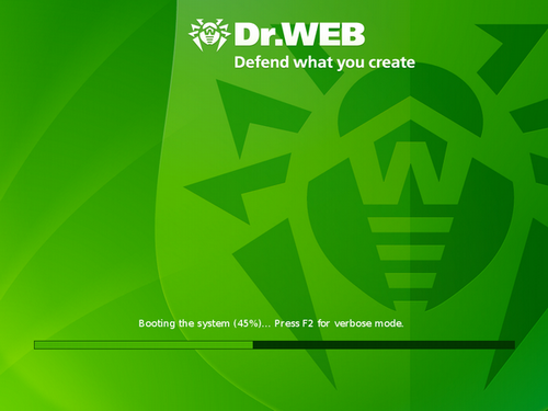 Dr.Web LiveDisk 9.0.0 (05.01.2018)